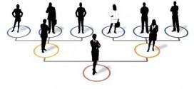 نمودار سازمانی موسسات حسابرسی
